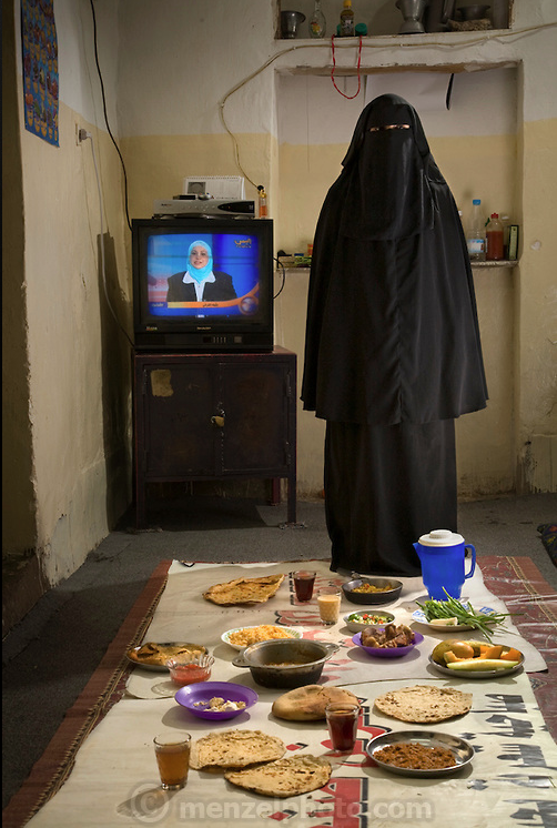 Saada Haidar, dona de casa, Iémen.