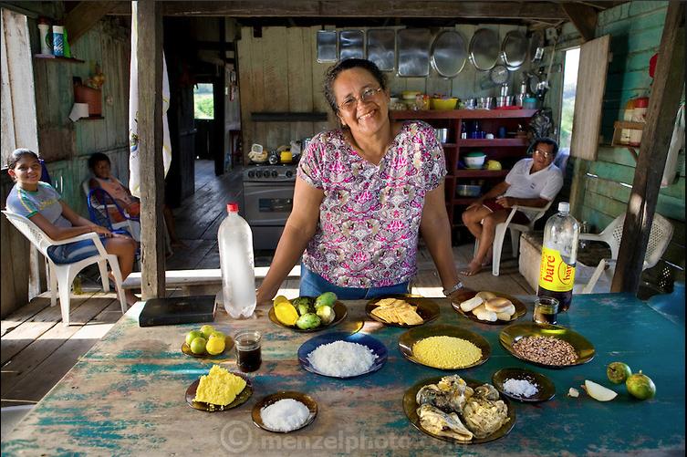 Solange da Silva Correia, dona de casa, Brasil.