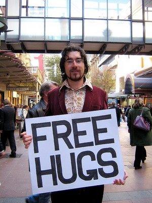Free Hugs Campaign - Juan Mann on Vimeo