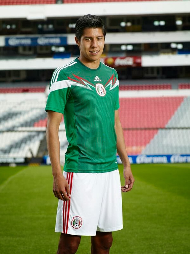 Uniforme do México